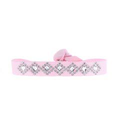 Bracelet Double Losange