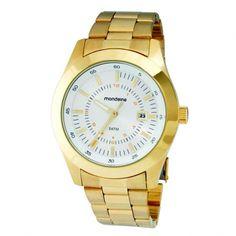 b601d1cdce2 MONDAINE 94466GPMBDA2 Relógio Mondaine