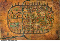 baghdad historical map - Google Search