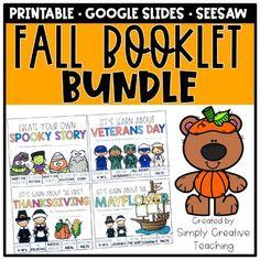Fall Book Bundle