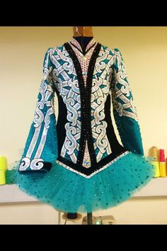 Irish Dance Dress by Celtic Star