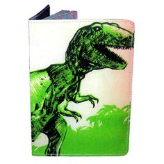T-Rex Passport Holder