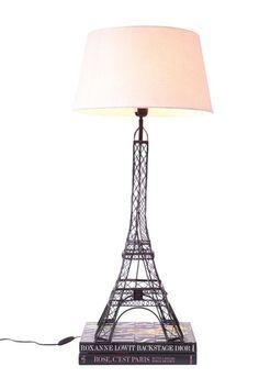 Eiffel Tower Lampunjalka