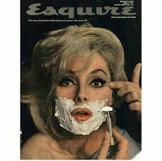 Virna Lisi for Esquire March 1965