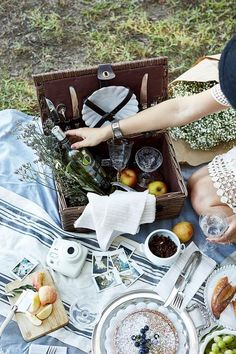 8 inspirations for a picnic worthy of Pinterest