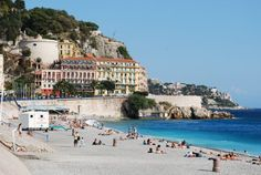 Nice, France- if we could buy a vacation house it would be in Nice! Someday.....