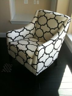 Riad Upholstery. For my little green chairs maybe?