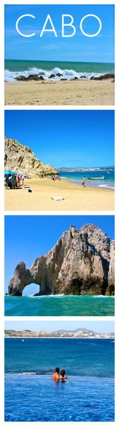 Cabo San Lucas!