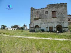 Casco abandonado de Hacienda Mexicana