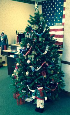 Our Christmas Tree In Our Oshkosh Wi Store With Images