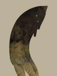 Slavic Gods & Demons – Lithography on Behance
