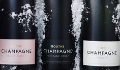 champagnes packaging by smithandvillage.com