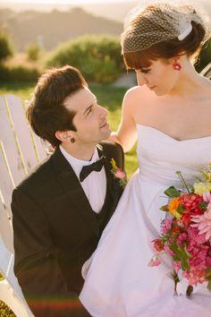 Do you like this dress? Polka Dot wedding dress! #Etsy Thursday: Polka Dot #Wedding Find more wedding inspiration on 3d-memoirs.com!