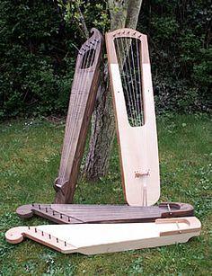 Viking Musical Instruments
