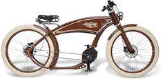 Ruff Cycles The Ruffian eBike - Brown