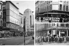 Manchester's lost shops: Readers share their memories of high street stores from years gone by - Manchester Evening News High Street Stores, Shopping Street, Christian Louboutin, Manchester New, Shop Work Bench, Sacramento California, Shop Fronts, Sports Shops, Shop Window Displays