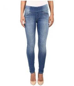 Jag Jeans Nora Pull-On Skinny Freedom Knit Denim in Vintage Classic (Vintage Classic) Women's Jeans