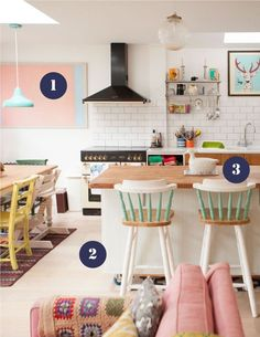 DIY the Style: Projects Inspired by Gigi's Candy-Colored London Cottage