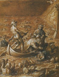 Stradano Inferno Canto 08. Artist [show]Stradanus (1523–1605) Description Illustration of Dante's Inferno, Canto 8 Date 1587