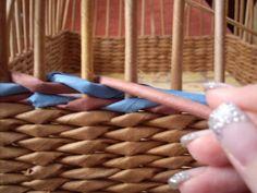 Moje pletení z papíru - Fotoalbum - NÁVOD - VZORY PLETENÍ - NÁVOD - NA ŘETÍZKOVOU VAZBU,ŠIPKY
