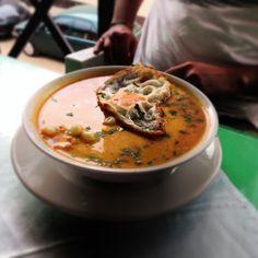 Chupe - Peruvian Food