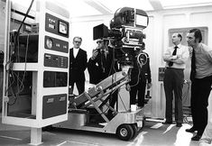 """See Cool """"Making Of"""" Photos From The Forthcoming SPACE: 1999 Blu-Rays!!"""