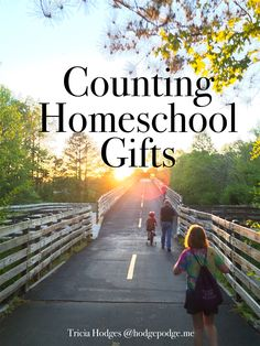 Counting the homeschool gifts of multiple ages. A graduating senior, spring extracurricular activities and contemplating new curriculum choices.