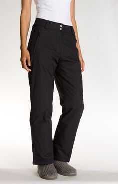 Womens Insulated Ski Pant - Winter Pants - FERA Performance and  sophistication  clothing for life s 19a457b66