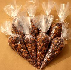 Christmas Hamper Series: Salted Caramel Peanuts
