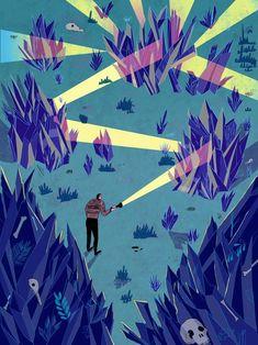 Lighting the Way by Lily Padula