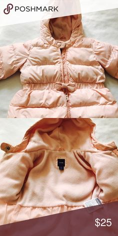 🌈Baby Gap puffer🌈 In a good condition. So cute and warm GAP Jackets & Coats Puffers