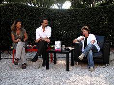 #flep2013 Parco Monumentale // Evelina e le fate (Giunti)  incontro con SIMONA BALDELLI, intervengono Benedetta Sonqua Torchia e Pier Paolo Di Mino.