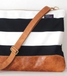 Better Life Bags.  Totally customizable bags, made in Detroit, helping women earn a living wage for their families and the bags are super cute and reasonably priced.