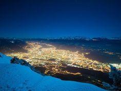Aerial Views of Cities