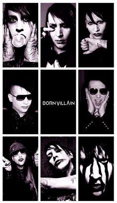 Marilyn Manson ~ Born Villain