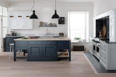 Hållbart och klassiskt – 27 gråa kök - Sköna hem