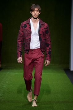 men's fashion & style, Christian Pellizzari S/S 2015