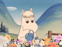 All things moomin. Character Aesthetic, Aesthetic Anime, Moomin Cartoon, Moomin Wallpaper, Tove Jansson, Moomin Valley, Cartoon Characters, Cartoon Icons, Retro