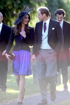Kate Middleton Photos - Prince William and Kate Middleton at the Church of Saint Peter - Zimbio