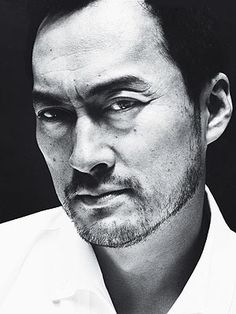 ken watanabe   WHAT A FINELY AGED MAN