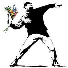 Banksy(バンクシー) 現代ロンドンの伝説と呼ばれたグラフィティアーティスト