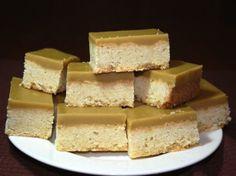 Ginger Crunch Slice Recipe - Food.com - 370309