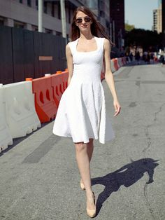 Model Street Style at Spring 2014 Fashion Week - NYFW Model Street Style Pictures - Marie Claire
