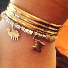 Dodo bracelet, pomelatto