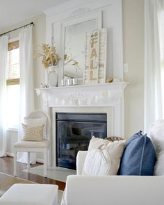 Mantels, Apartment Living, Becca, Happy Friday, Kitchen, Projects, Instagram, Home Decor, Cooking