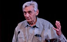 "Howard Zinn  24 August 1922 - 27 January 2010  An American historian, author and social activist.  His most famous work is ""A People's History of the United States""."