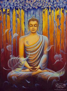 Glavnaya Yuliya - 'Buddha. Meditation'