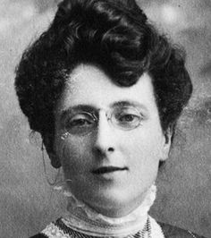 Lucy Maud Montgomery -She has such a kind face.