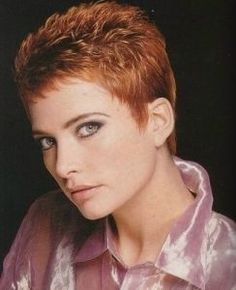 nice Very Short Hairstyles For Women Over 50 Photos...