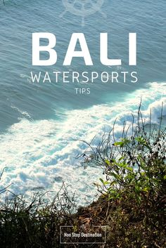 Best Bali Watersports tips - Non Stop Destination